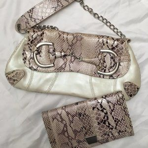 Small Handbag and Wallet